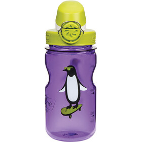 Nalgene Everyday OTF Borraccia 350ml Bambino, pinguin